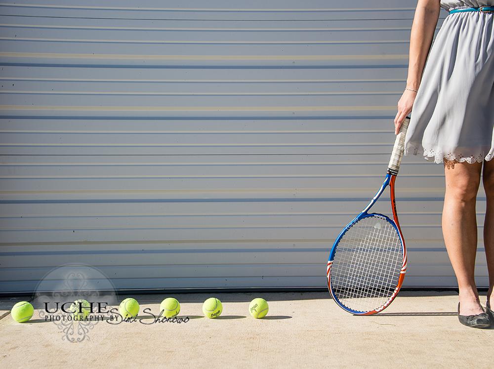 tennis girl