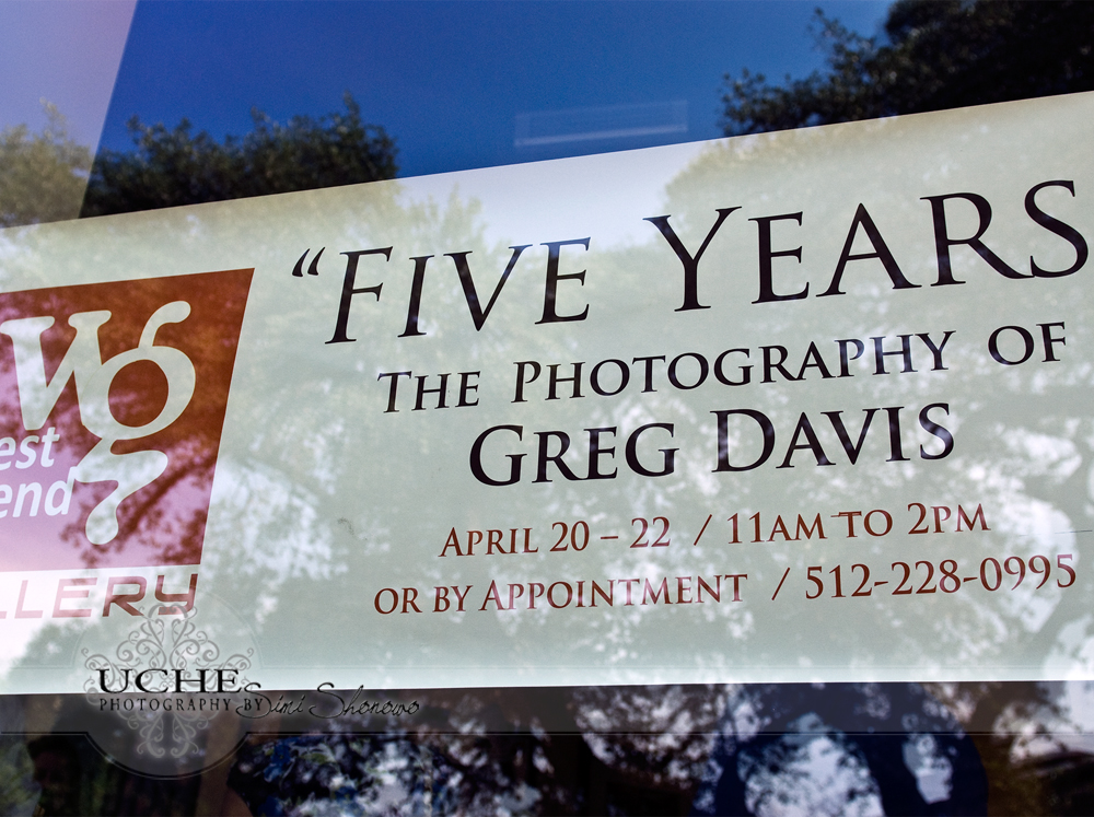 five-years sign