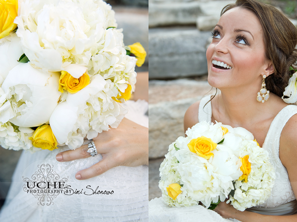 bouquet, ring, bride's joy
