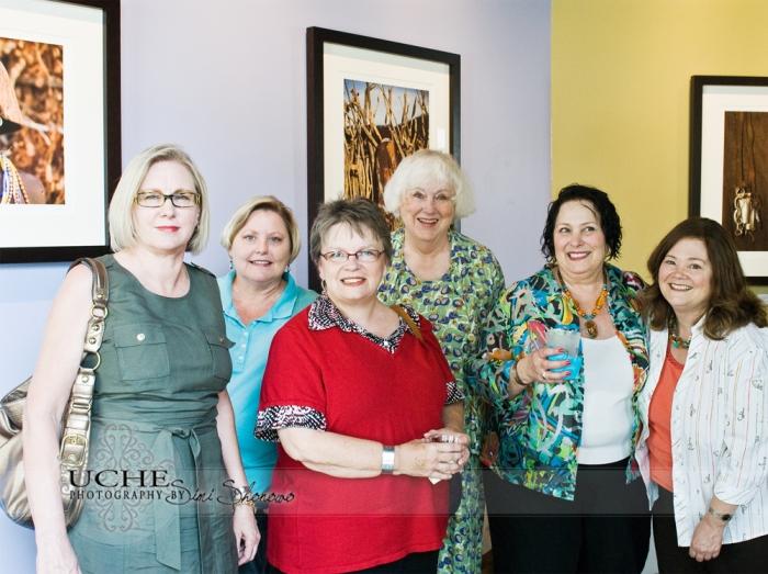 classy group of fun women
